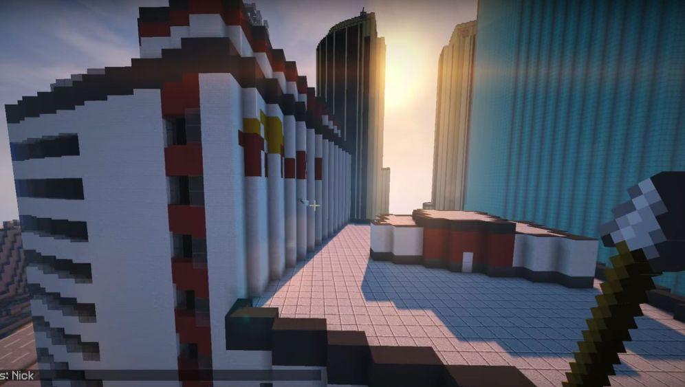 """""""Minecraft"""": Welten im Klötzchen-Look"""