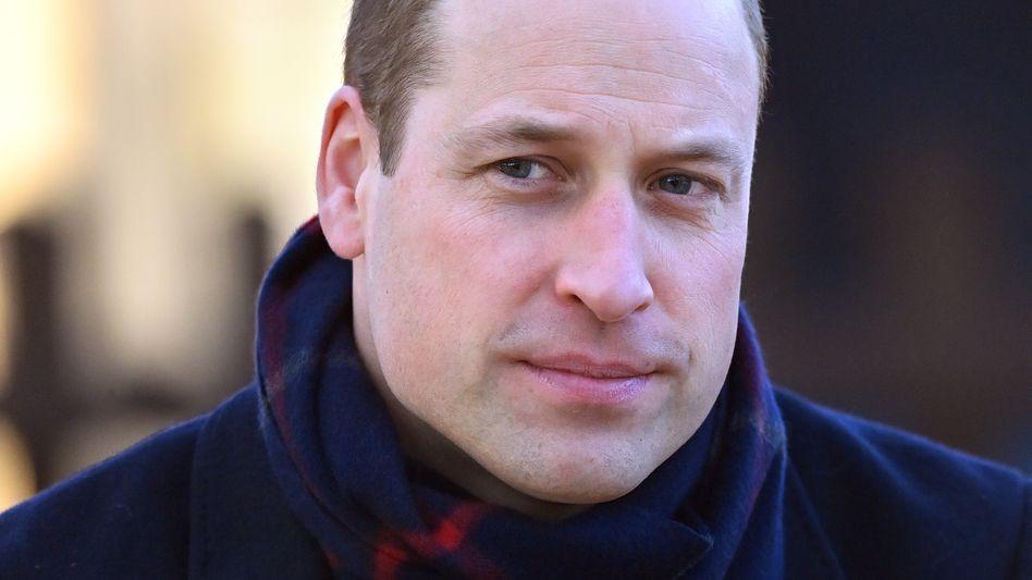 Prinz William: »Keine rassistische Familie«