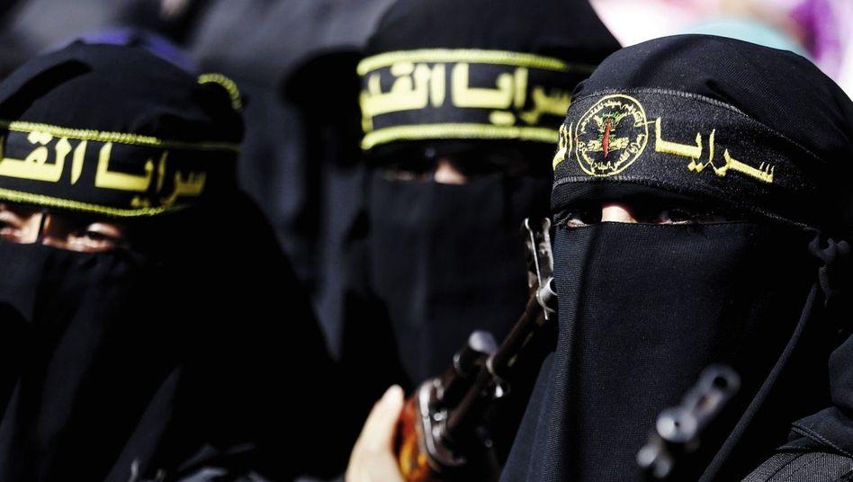 Dschihadis in Palästina