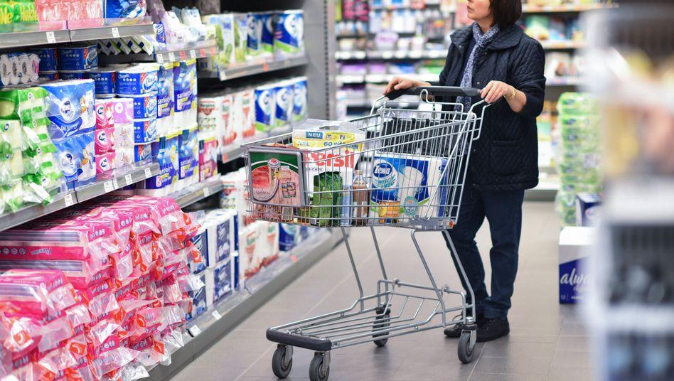 Supermarkt: Die Preise steigen wieder - aber längst nicht alle