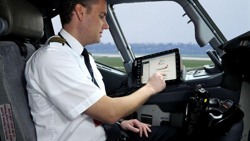 American Airlines: Navigation per iPad