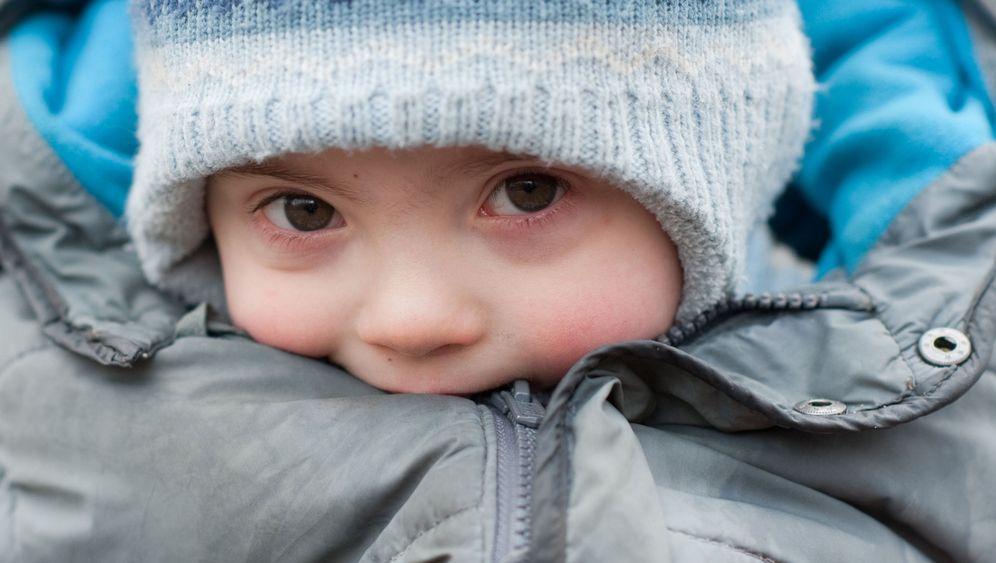 Kind mit Downsyndrom: Nicht krank, nur langsamer
