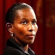 Die in Somalia geborene Islam-Kritikerin Ayaan Hirsi Ali: Symbol von weltweiter Bedeutung