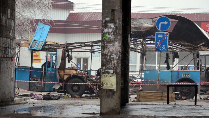 Terroranschläge: Angst in Wolgograd
