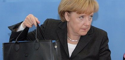 Like other European leaders, Germany's Angela Merkel is having to dig deep into her treasury coffers to make up to €500 billion available for her country's financial crisis rescue plan.