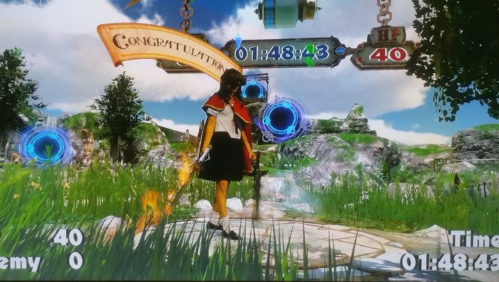 """Circle of Saviors"": Spielhallen-Virtual-Reality aus Japan"