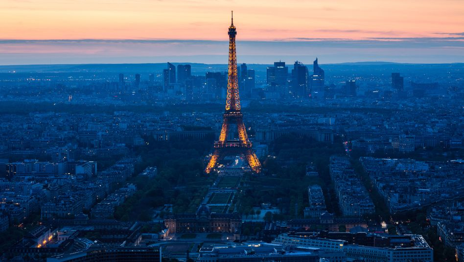 Paris, Eifelturm