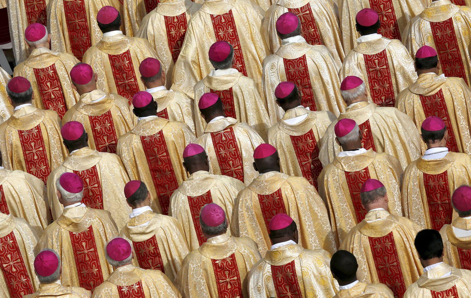 Bischöfe / Vatikan / Synode
