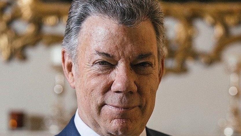 Nobelpreisträger Santos: »Dieser Prozess ist unwiderruflich«