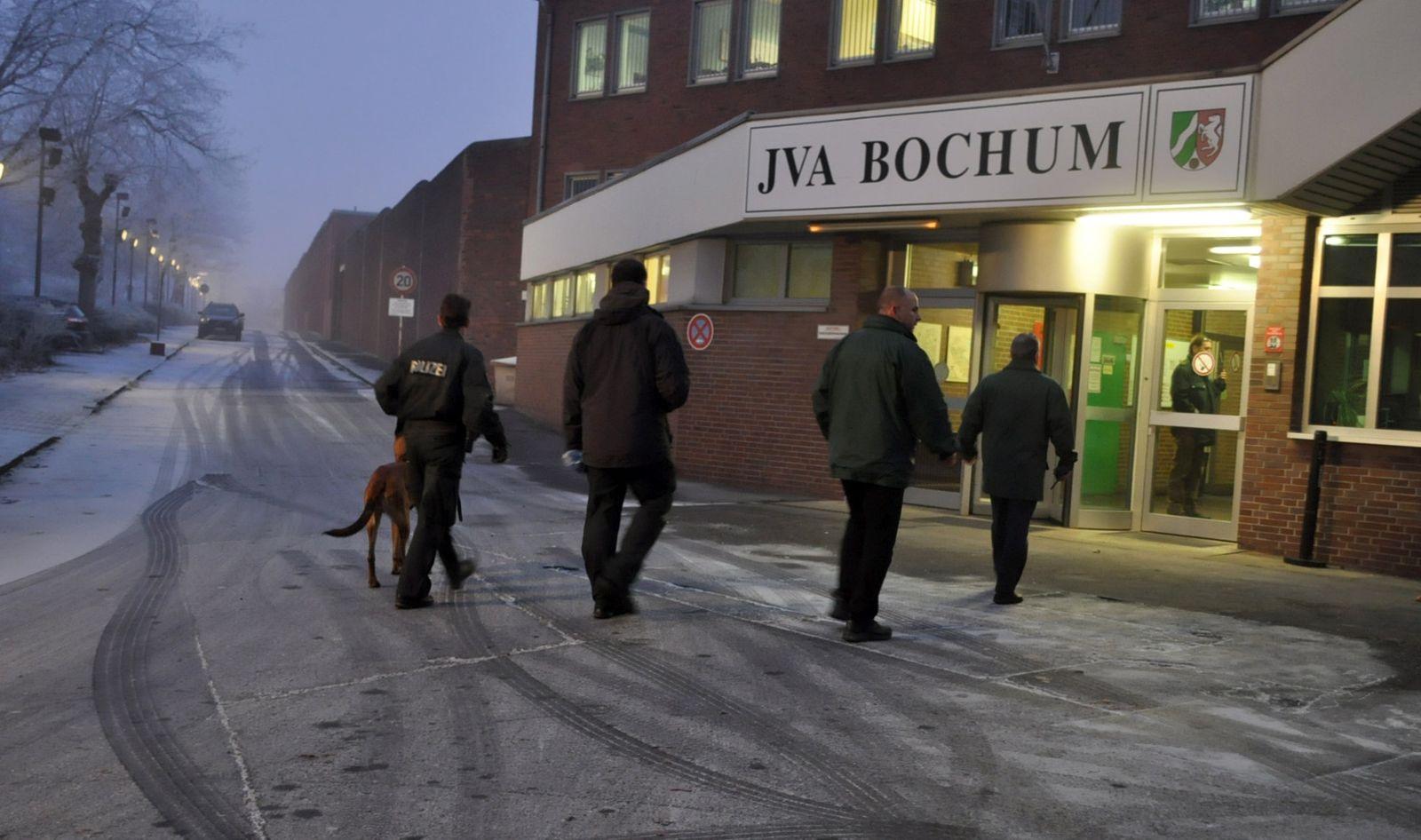 JVA Bochum/ Ausbrüche