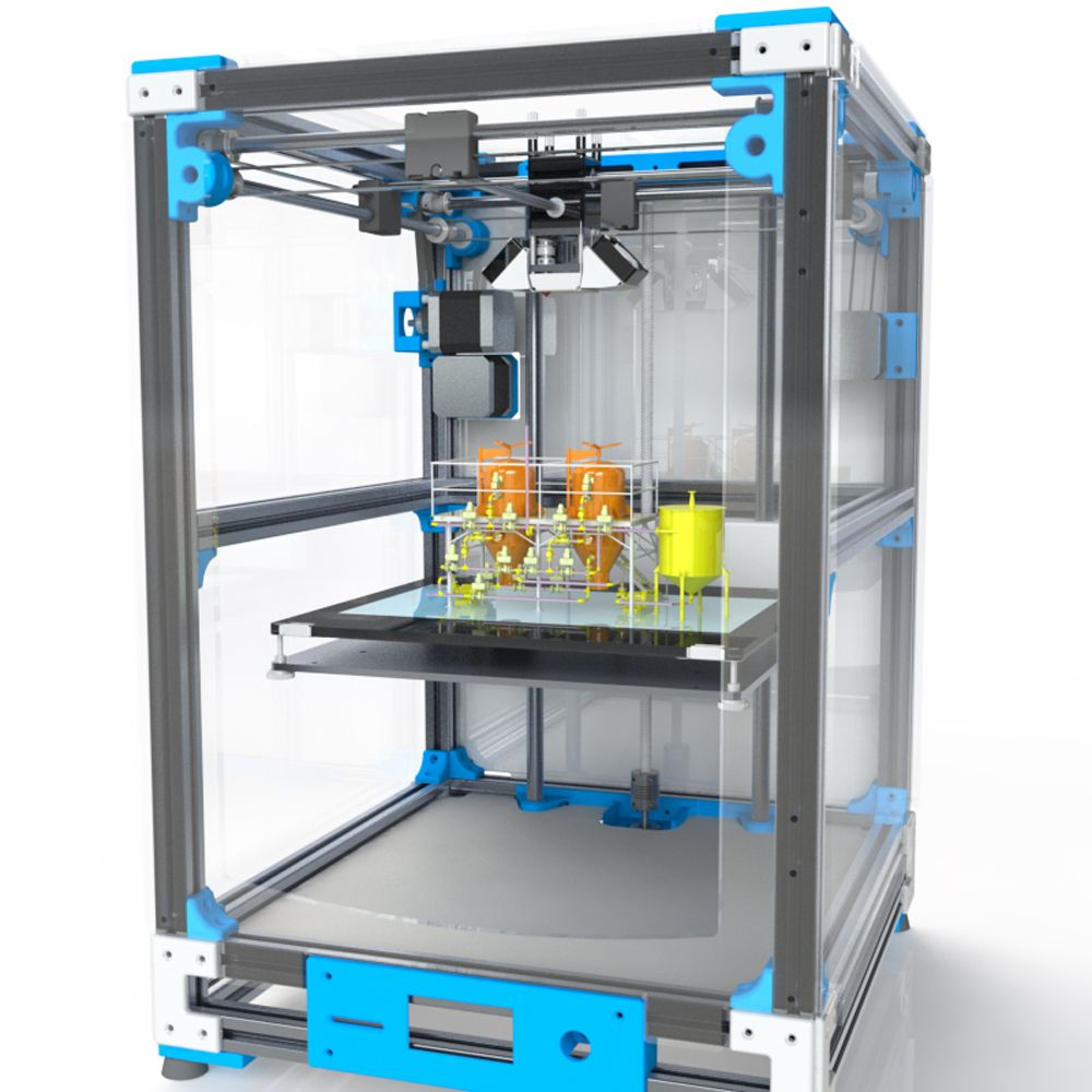 SPERRFRIST 18.01.18 20:00 UHR EINMALIGE VERWENDUNG 3D-Druck / Medikamente