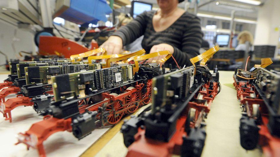 Märklin-Modelle: Jahresumsatz von 120 Millionen Euro möglich