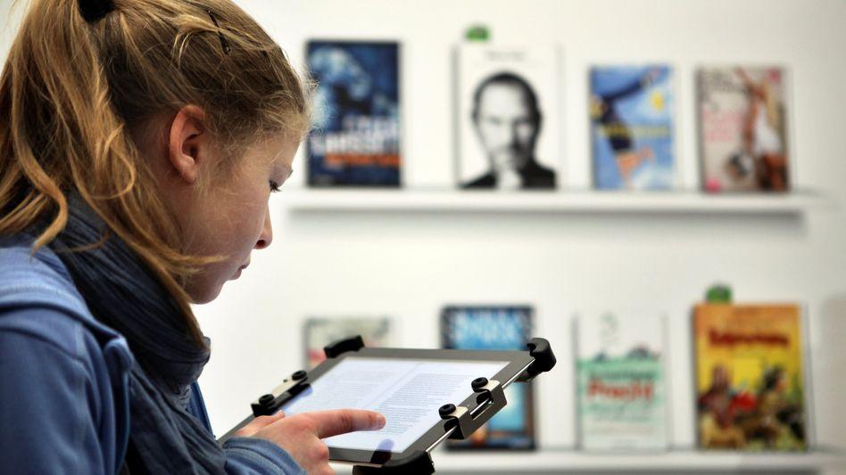 E-Books (Symbolbild): Science-Fiction-Verlag verzichtet auf Kundengängelung durch Kopierschutz