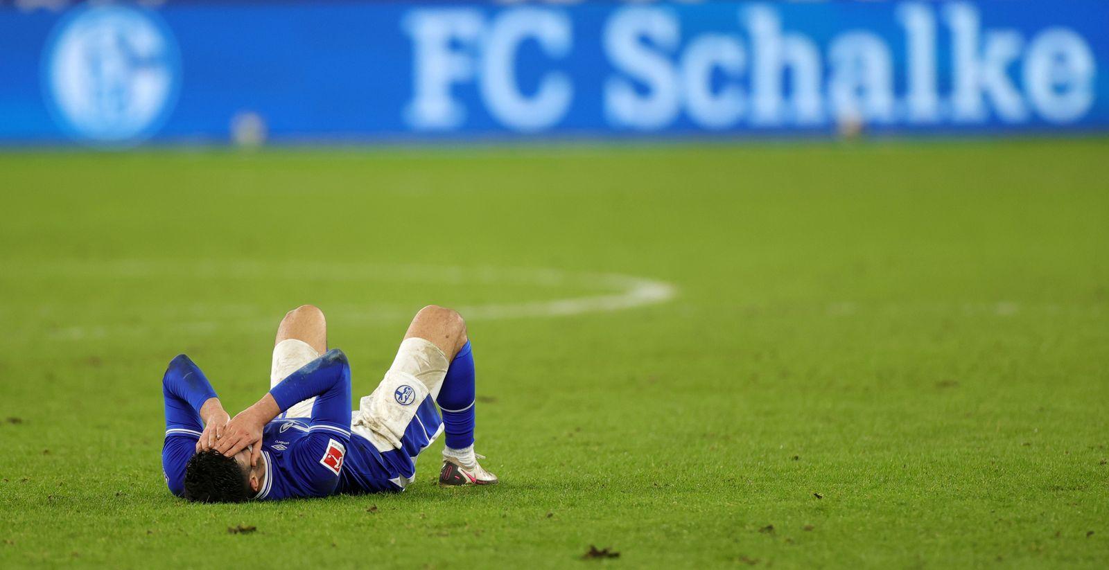 FC Schalke 04 vs 1. FC Koeln, Gelsenkirchen, Germany - 20 Jan 2021