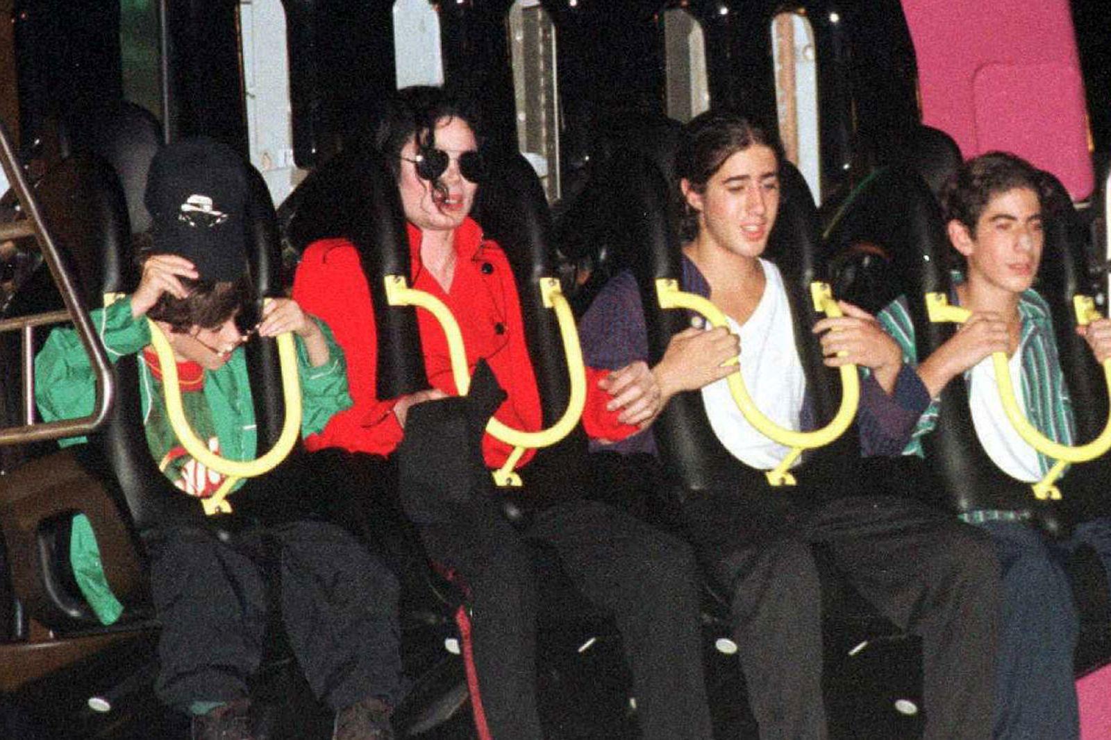 Michael Jackson/ Kinder