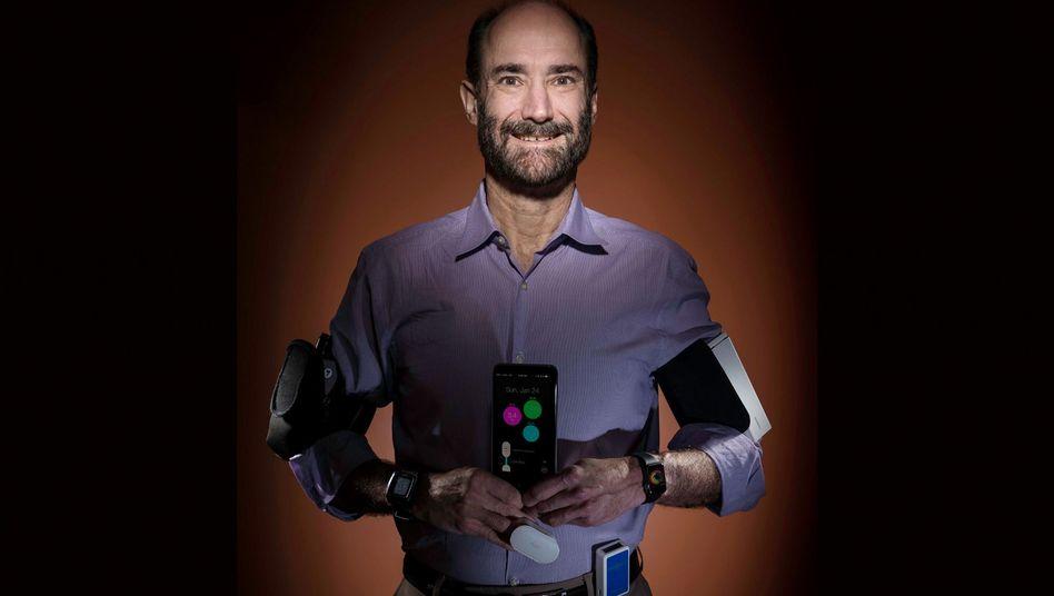 Michael Snyder, Professor an der Stanford University School of Medicine