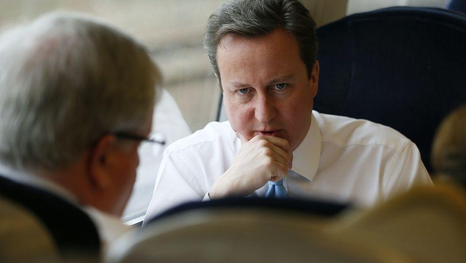 Premier Cameron: Liberaldemokraten revanchieren sich