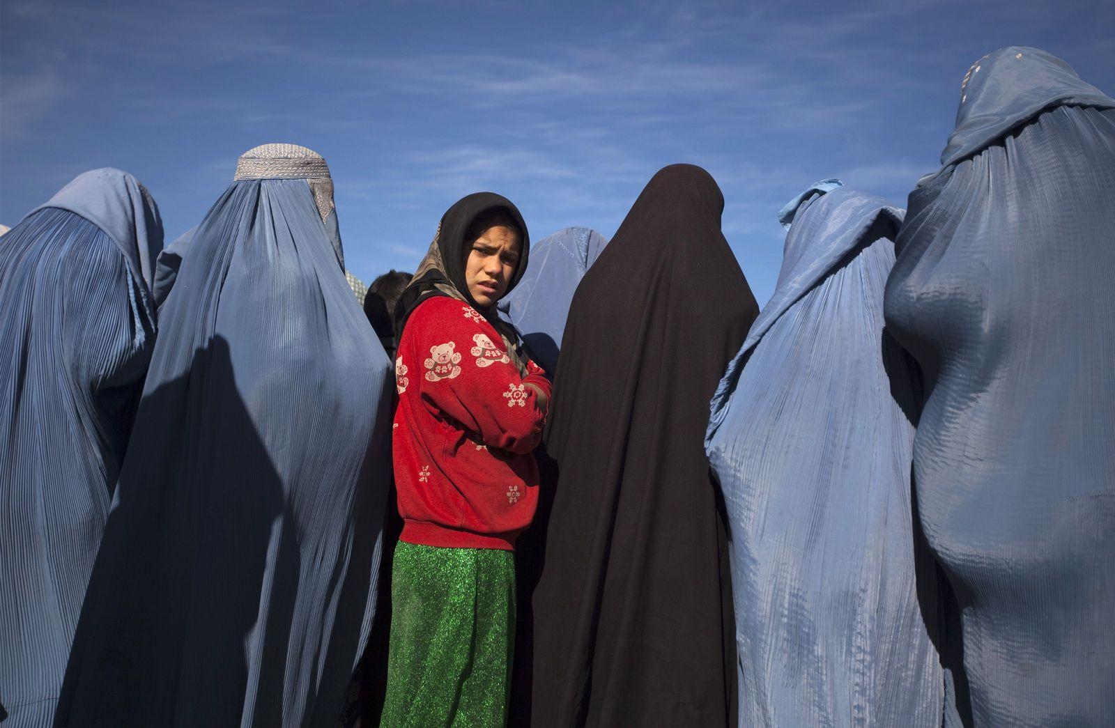 Afghanistan / Frauen