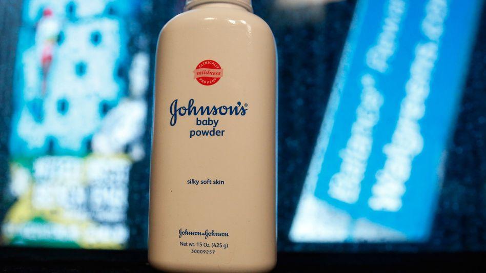 Baby Powder von Johnson & Johnson: Rückruf wegen Asbestrisiken