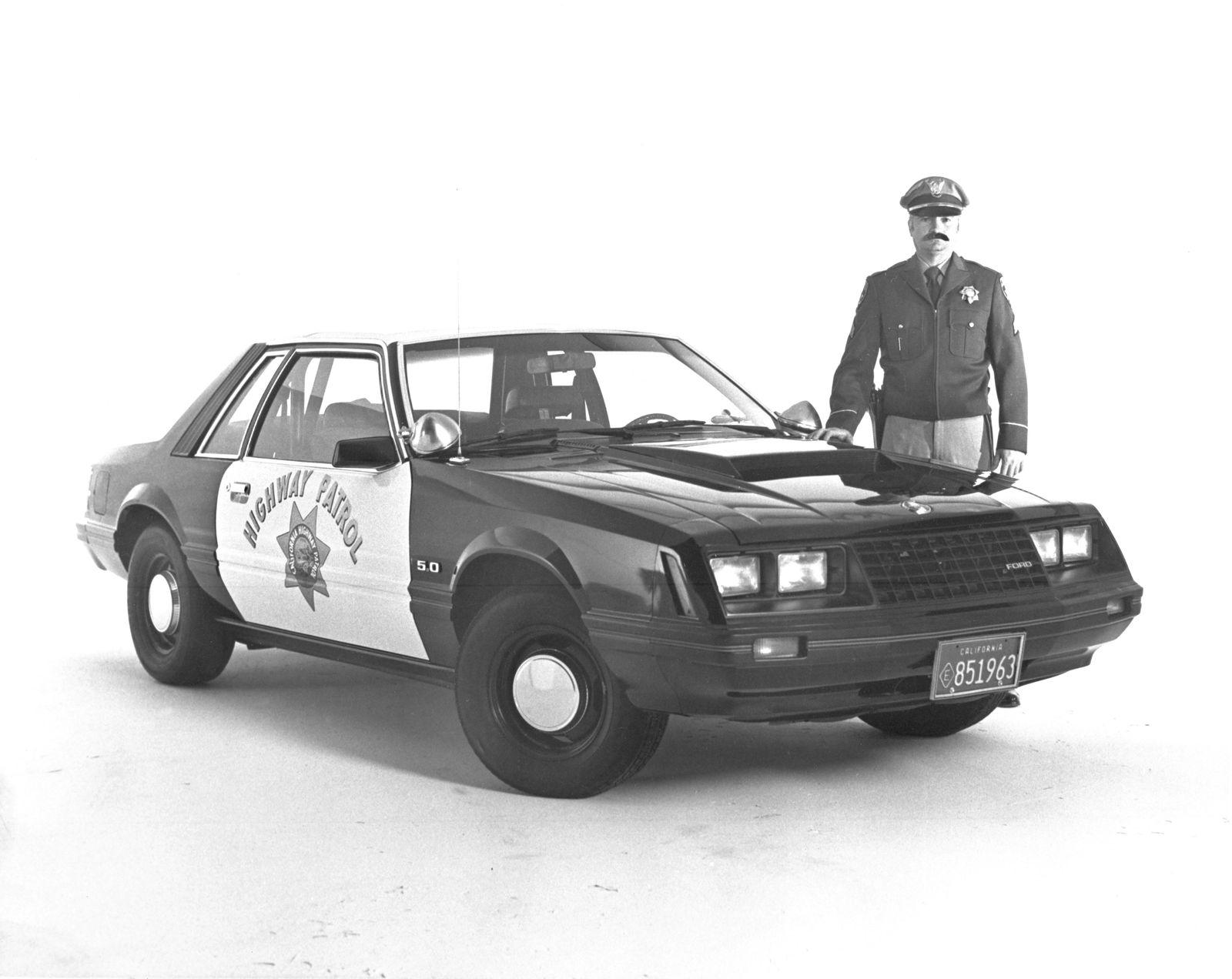 1982 Ford Mustang SSP