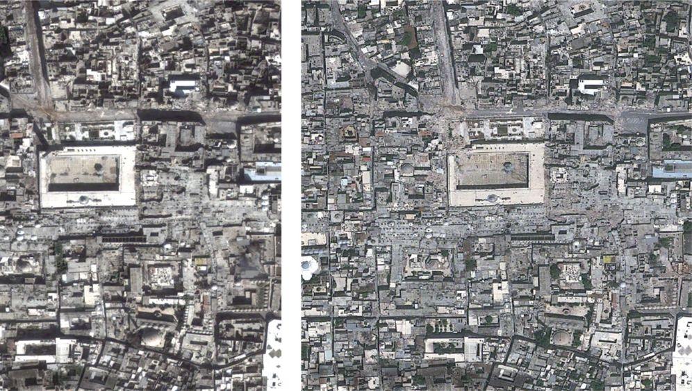 Kulturerbe Syriens: Zerstört im Bürgerkrieg