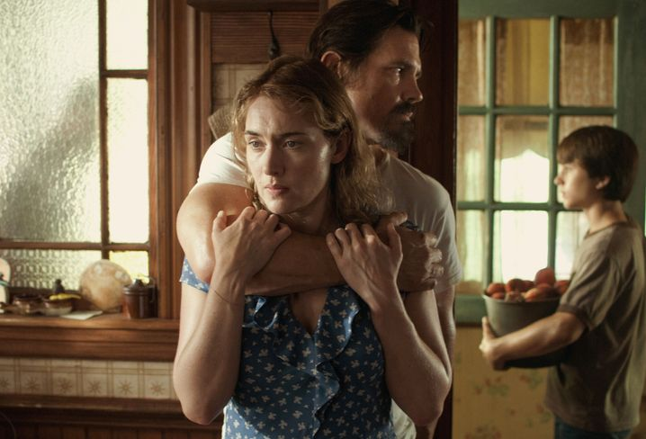 """Kate Winslet und Josh Brolin in """"Labor Day"""": Romanze ohne Ironieschutz"""