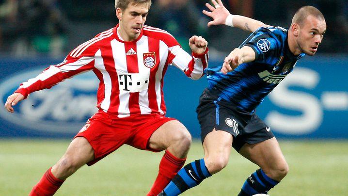 Inter vs. Bayern: ...und dann kam Gomez