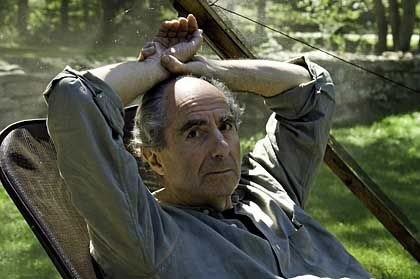 "Novelist Philip Roth takes a closer look at death with his novel ""Everyman."""