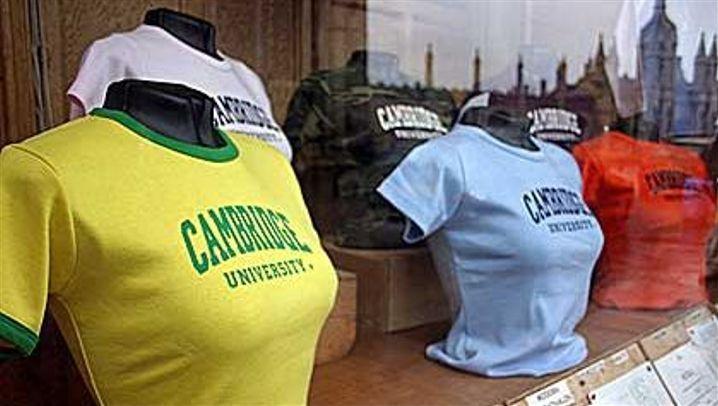 Cambridge-Schnappschuss: Bildungskirmes für reiche Amis