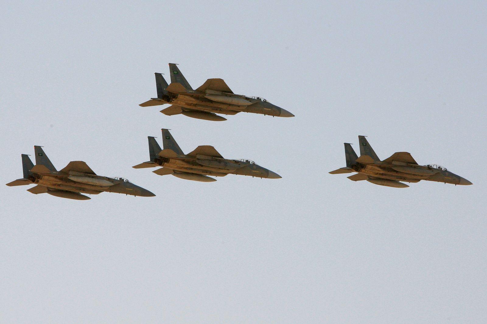 F15 / Saudi Arabien