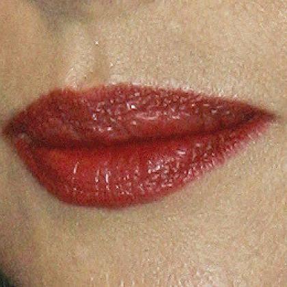 Rote Lippen: Autisten achten auf Synchronität von Bewegung und Ton