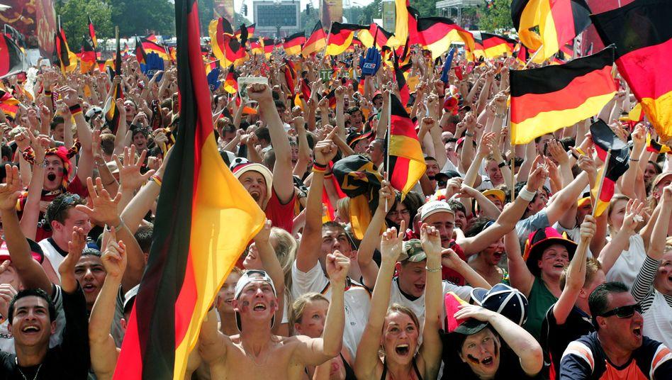 Fanmeile in Berlin 2006: Ein Sommermärchen, aber eben nur ein Märchen