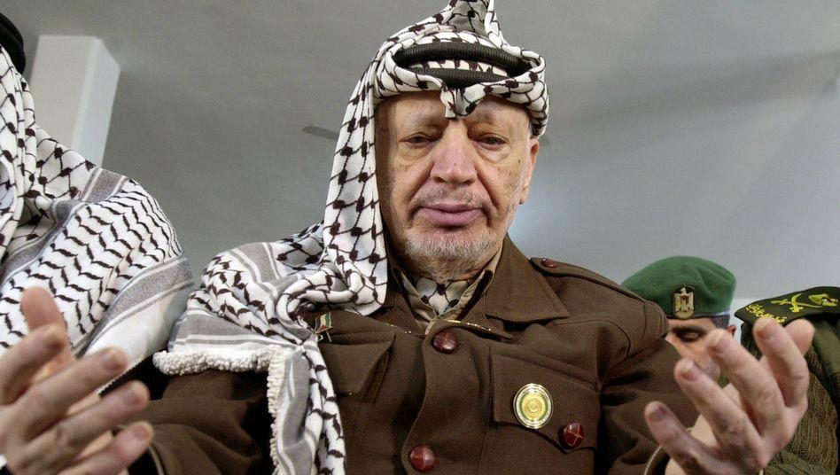 Polonium-Fund in Arafats Leichnam: Das Gift-Rätsel