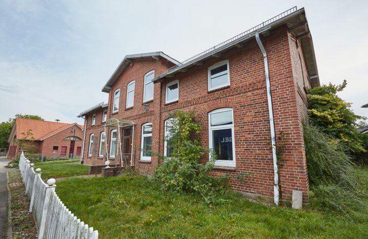 Das alte Bauernhaus soll saniert und in vier Wohneinheiten aufgeteilt werden