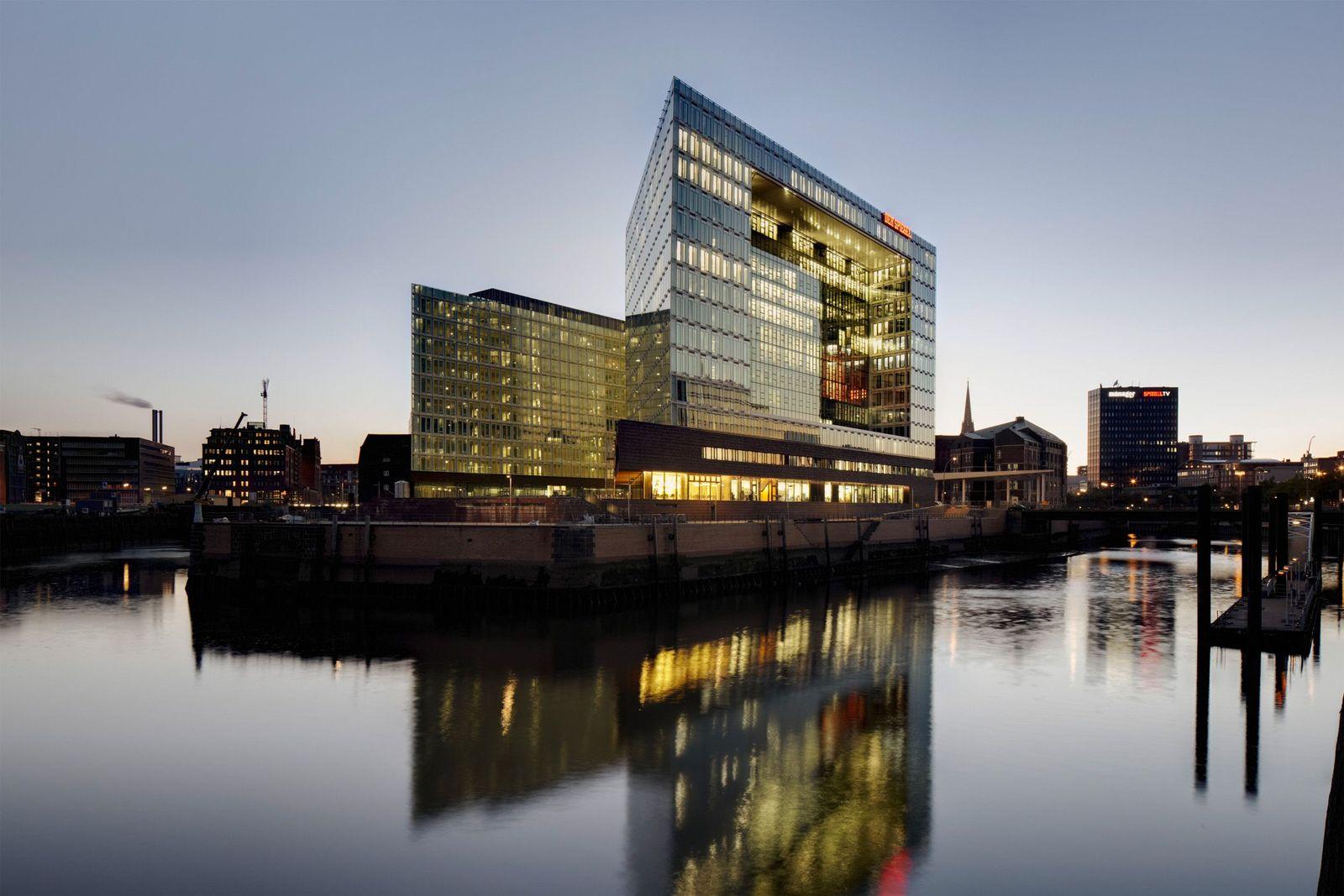 EINMALIGE VERWENDUNG Henning Larsen/ Architektur