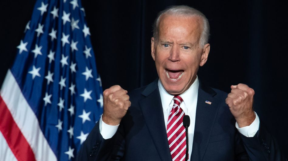 Gewählter Präsident Joe Biden (Archivbild)