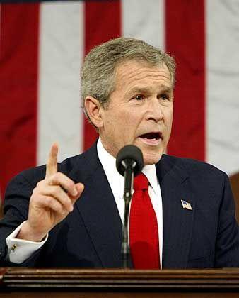 George W. Bush: Die neue Wahlkampftaktik ist die alte