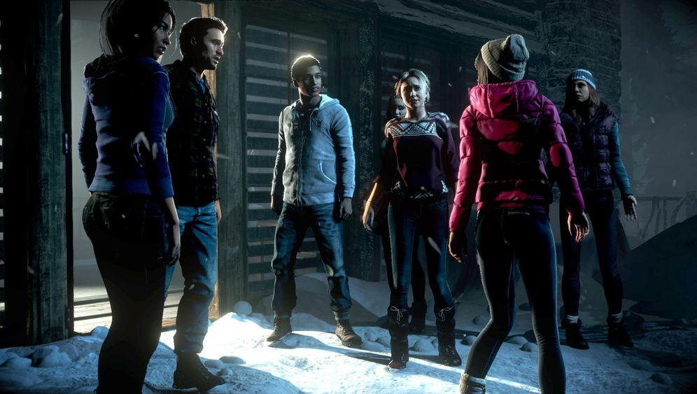 "Playstation-4-Spiel: So düster ist ""Until Dawn"""