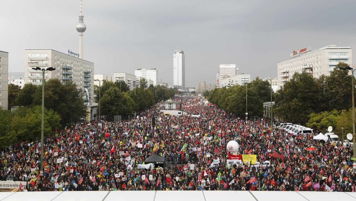 TTIP und Ceta: Demos gegen den Freihandel