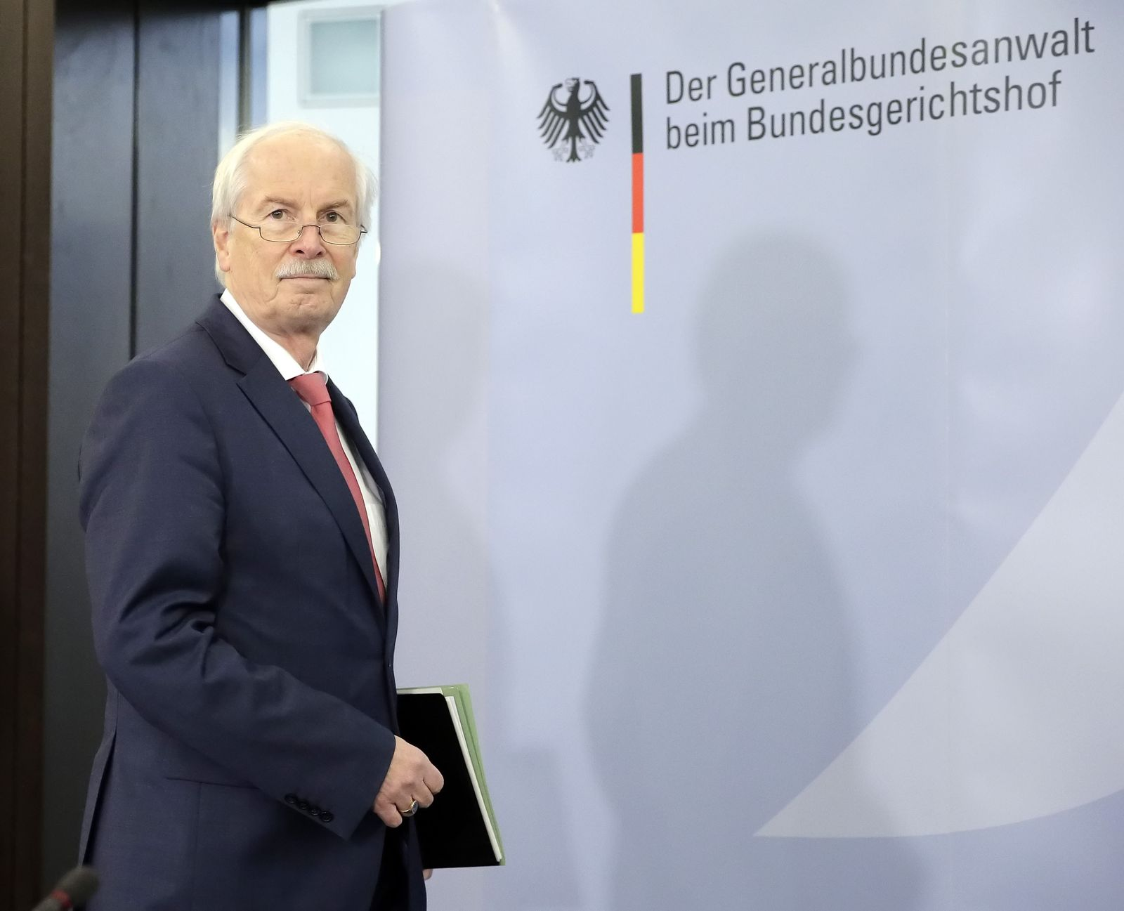 Generalbundesanwalt/ Harald Range