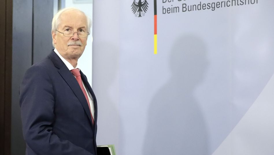 German Federal Prosecutor Range: a false impression on SPIEGEL reporting