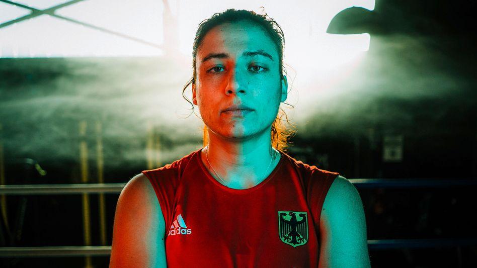 Mittelgewichtsmeisterin Scheurich: »Sportfeindliche Zustände«