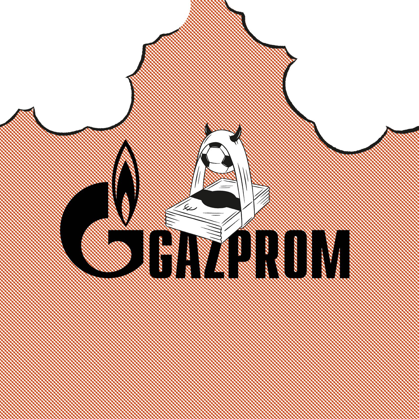 DD/ FL/ Aufmacher/ FFP/ Gazprom