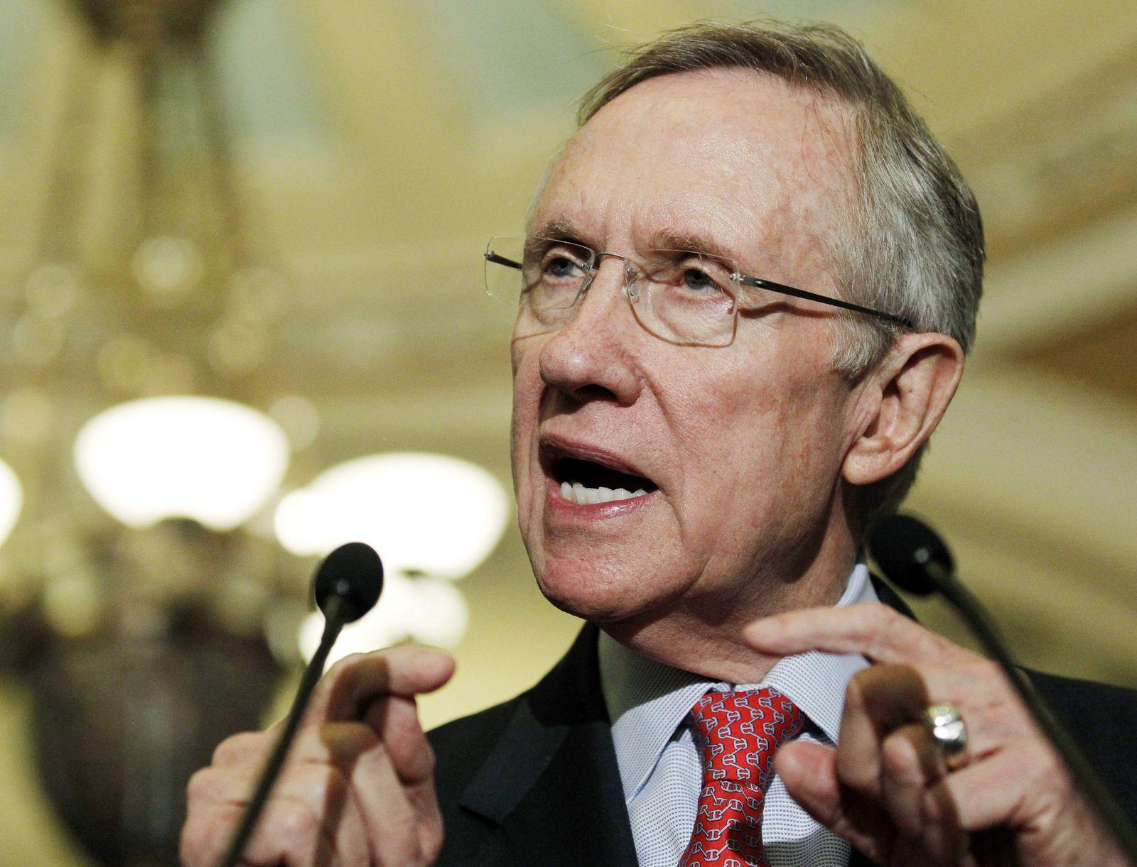 Senate Energy Reid