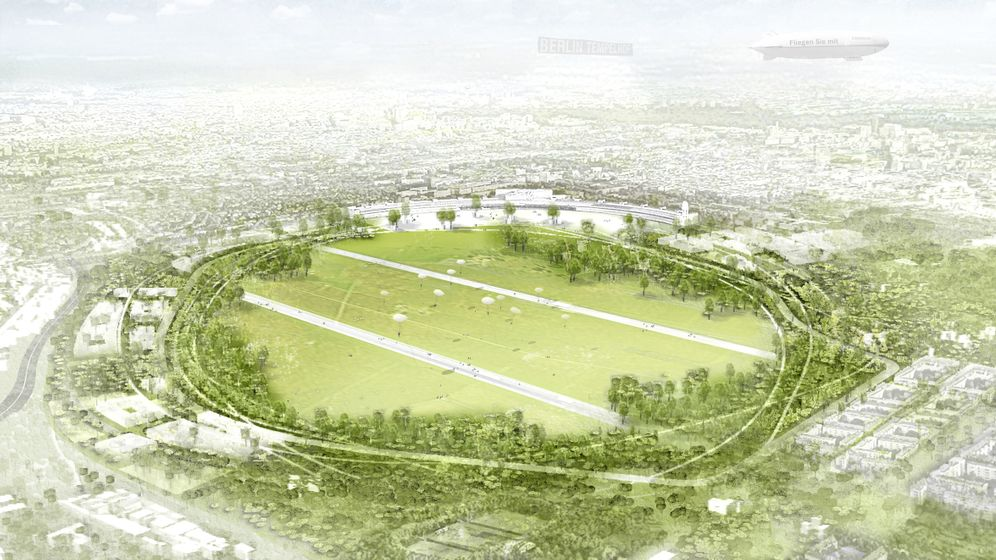 Photo Gallery: Six Views of Tempelhof's Future