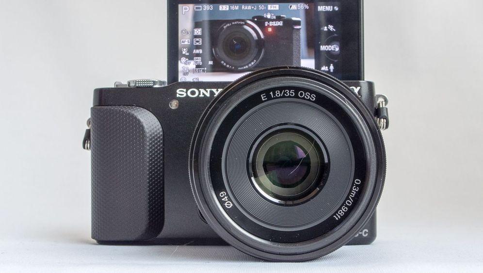 Sony NEX-3N: So gut fotografiert die günstige Systemkamera