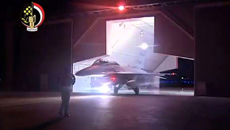 Bomben auf Libyen: DutzendeIS-Kämpfer bei Ägyptens Rache-Luftschlägen getötet