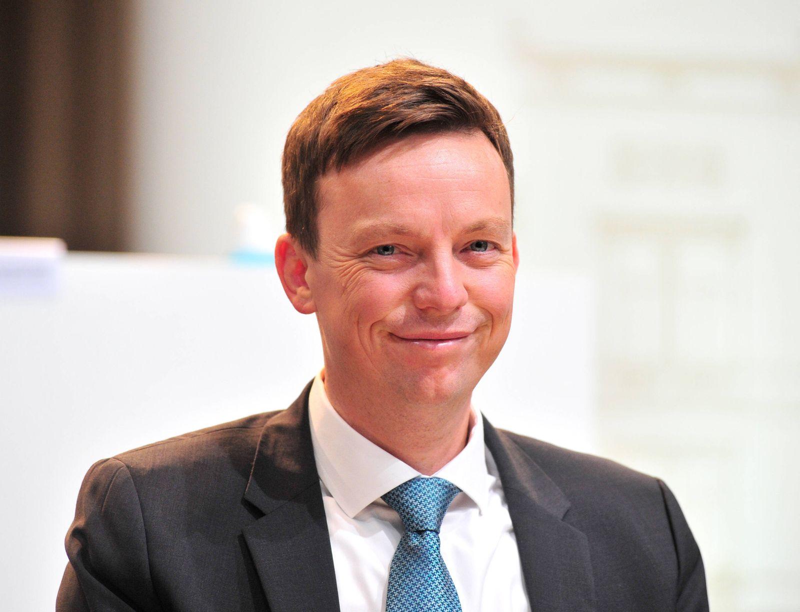 Plenarsitzung des Saarländischen Landtages am Mittwoch (07.10.2020) in Saarbrücken. Im Bild: Ministerpräsident Tobias H