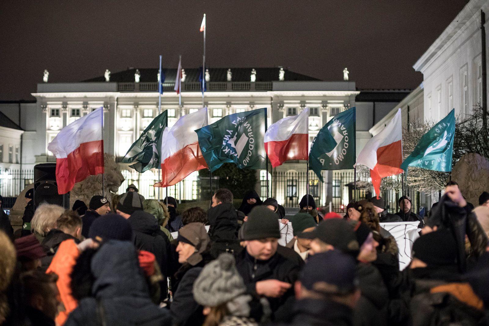Polen / Holocaust-Gesetz