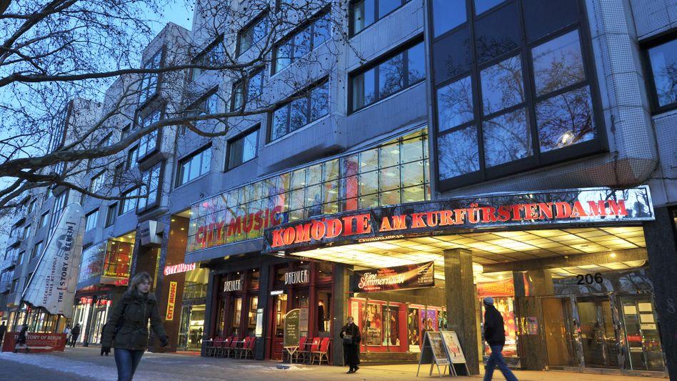 Ku'Damm-Karree in Berlin